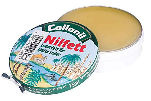 Collonil Nilfett Schuhpflege farblos, 75 ml