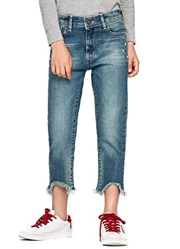 Pepe Jeans Pantalon Joy Perla Azul 12 Azul (Ropa)
