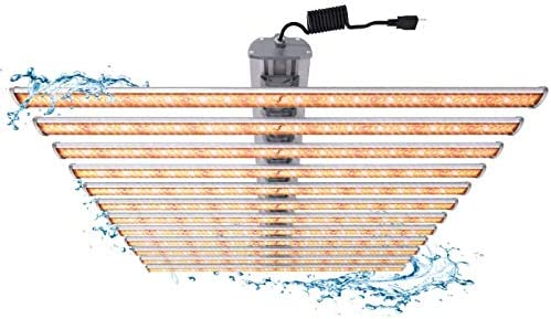 LED Grow Light MEPELE Actual Power 650W Grow Lamp for Indoor Plants 40 x40 ETL Full Spectrum product image