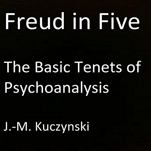 Freud in Five audiobook cover art
