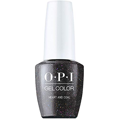 OPI Holiday '20, Heart and Coal