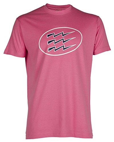 Stade France Rugby Paris Herren-T-Shirt, offizielle Kollektion, Erwachsenengröße S Rosa
