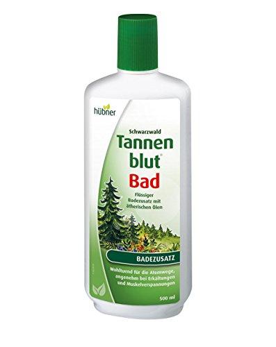 hübner Tannenblut® Bad Badezusatz mit ätherischen Ölen 500 ml