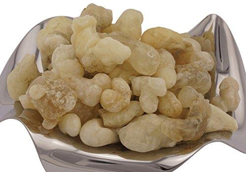 Encens Oman Al-Hojari Grade 2 - gros morceaux - Blanc - Boswellia Sacra - Importation directe de première qualité- de 20 à 1000 g (20 grams)