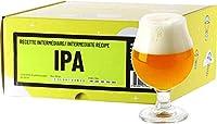 Cette recharge contient les ingrédients nécessaires pour brasser 4 Litres de bière de style India Pale Ale: l'IPA. 1 manuel de brassage avec toutes les instructions nécessaires pour vous accompagner et réussir votre recette de bière. Des malts Pale A...