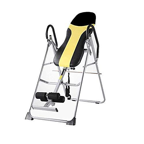 Buy Bargain BZLLW Inversion Table Household Handstand Machine Cervical Spine Inversion Table Yoga Ha...