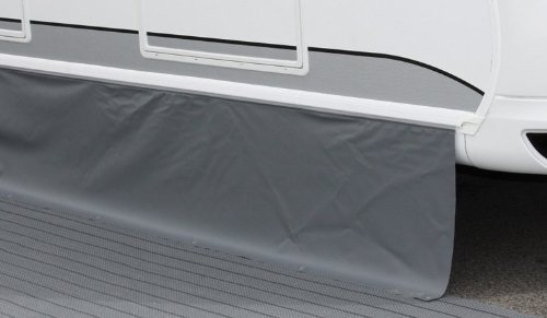 Hindermann Caravan Motorhome Awning Draught Skirt 500 x 50 centimeters...