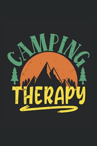 camping therapy: Hangman Puzzles | 110 Game Sheets | Mini Game | Clever Kids | 6 x 9 in | 15.24 x 22.86 cm | Single Player | Funny Great Gift