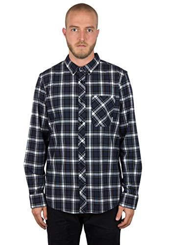 Element Herren Hemd lang Lumber Classic Shirt