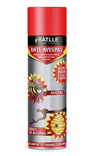 Fitosanitarios - Anti Avispas Spray 500ml - Batlle
