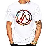 New New Commemorate Chester Bennington T Shirt Linkin Park Printed T-Shirt Men Hipster Street...