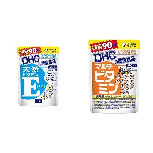 ディーエイチシー エイチ シー DHC 天然ビタミンE 徳用90日分