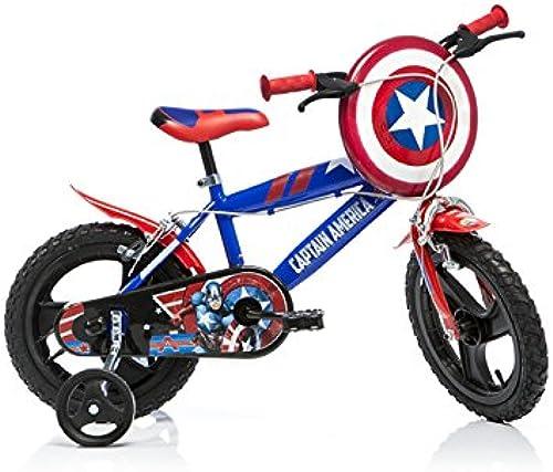 Dino Bikes 414u-cagb 35,6cm Captain America fürrad