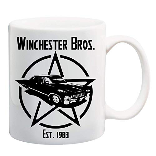 Supernatural Tasse Winchester Brothers
