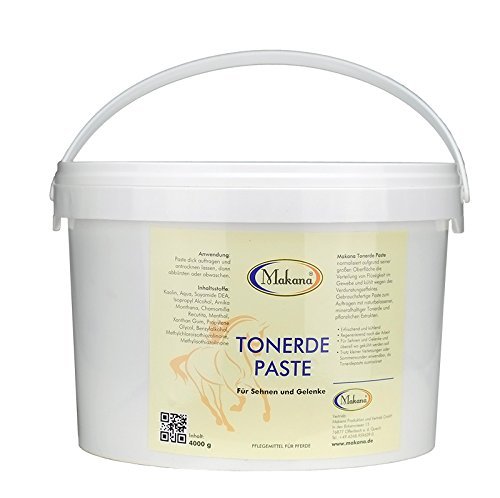 Makana Tonerde Paste 1er Pack (1 x 4 kg)