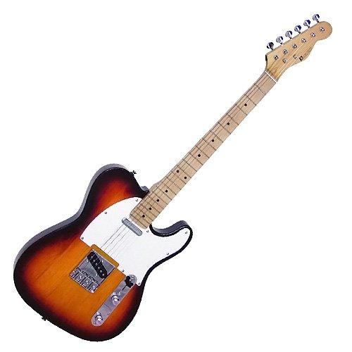 Dimavery 26214030 TL-201 SunBurst E-Gitarre