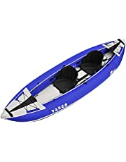 Z-Pro Tango 2 Inflatable Kayak Blue - 1 or 2 Person Kayak