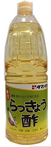 タマノイ酢 らっきょう酢 PET 1.8L
