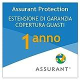 1 anno garanzia estesa per un dispositivo di attrezzatura per l'ufficio da 100 EUR a 149,99 EUR