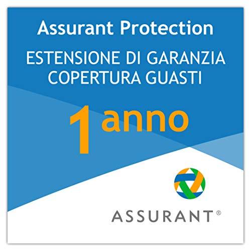 1 anno garanzia estesa per un dispositivo di attrezzatura per l'ufficio da 30 EUR a 39,99 EUR
