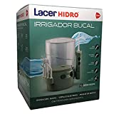 Lacer Hidro Irrigador Bucal + 6 Cabezales