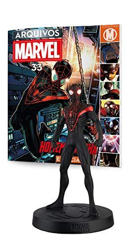 Marvel Fact Files. Homem-Aranha Miles Morales