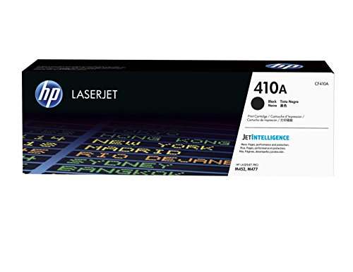 HP 410A (CF410A) Schwarz Original Toner für HP Color Laserjet Pro M452, HP Color Laserjet Pro M477