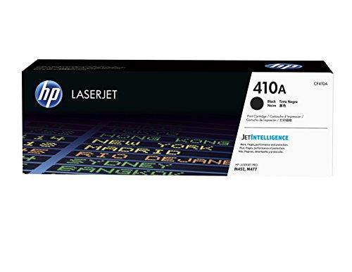 HP 410A (CF410A) Schwarz Original Toner für HP Color Laserjet Pro M452, HP Color Laserjet Pro M477