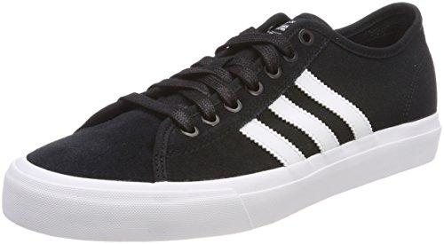 ADIDAS ORIGINALS Herren Matchcourt RX Sneakers, Schwarz (Cblack/ftwwht/cblack), 41 1/3 EU