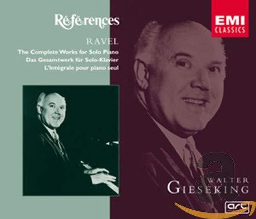 Ravel:Solo Piano Music