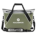 Best Soft Coolers - ROCKBROS Soft Cooler Portable Large Beach Cooler 36 Review