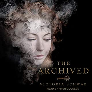 The Archived audiobook cover art