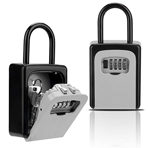 Combination Key Lockbox with Code by Buteny