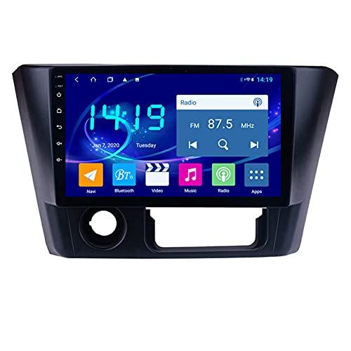 Android 10.0 9 Pulgadas Radio Satelital Para Automóvil Reproductor Multimedia Autoradio Navegador GPS Para Mitsubishi Lancer 2014-2016 Soporte WiFi Bluetooth/Control Del Volante(Color:WIFI 1G+16G)