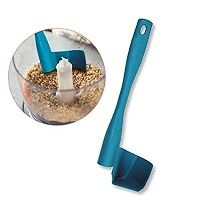 New Kitchen Mixer Feeding Tool Pot Wall Scraper Daily Useful Cooking Tools Tool & Gadget Sets from AM01331