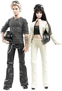 Barbie Harley - Davidson Barbie and Ken Doll Gift Set