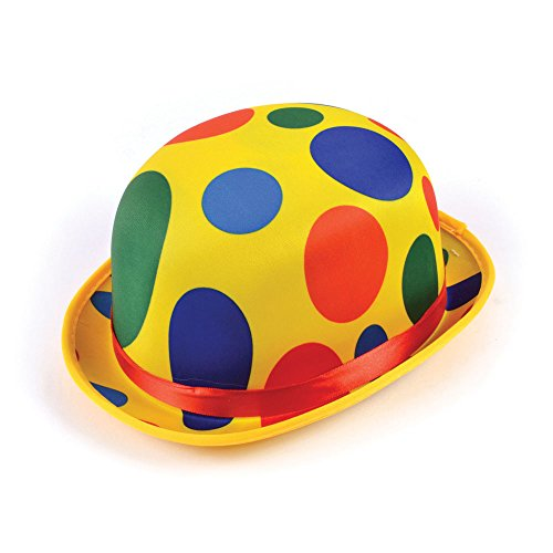 Forum Novelties X74469 Pois Clown Melon, Adulte, Multicolore, Taille Unique