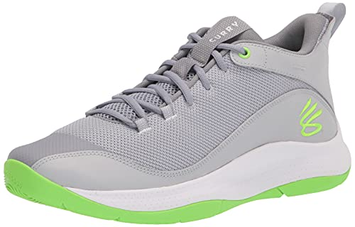 Under Armour Men's 3z5 Basketball Shoe, Mod Gray (104)/Mod Gray, Numeric_12_Point_5