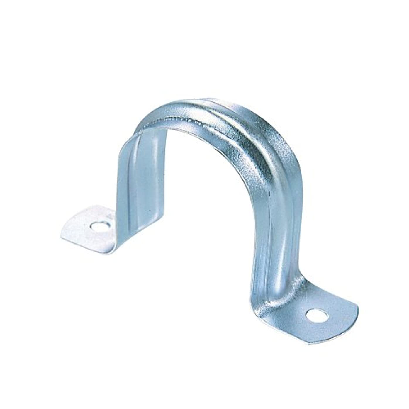 デンマークサスペンション伝染病カクダイ サドルバンド 6250-25 34×4mm パイプ配管の壁面の押さえ用