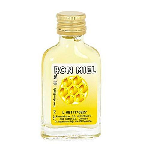Lote de 25 Botellas Petaca de Licores de Cristal' Sabores A Elegir'. Regalos Originales....