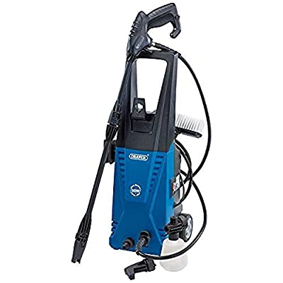 Draper 83406 1700 W 230 V Pressure Washer with Total Stop Feature by Draper