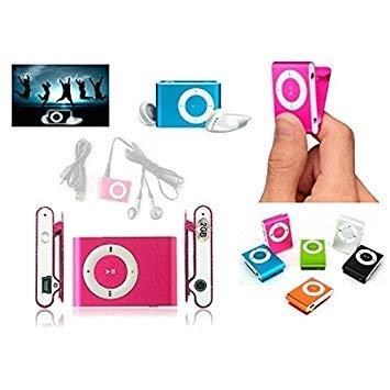 Vasara MP3-speler + hoofdtelefoon + USB-kabel in geschenkdoos - Details voor bruiloft, doop, communie en verjaardag