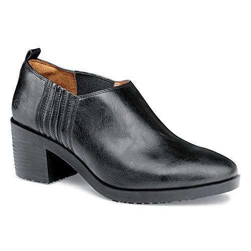 Shoes for Crews Shoes for Crews 52118-38/5 ELVA Stiefel, Rutschhemmende, Größe 38 EU, Schwarz