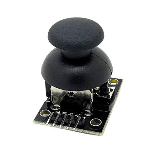 YOSIYO 2ST KY-023 für PS2 Spiel Joystick Achsen-Sensor-Modul für Arduino AVR PIC Mega-Game-Controller-Sensor-Modul