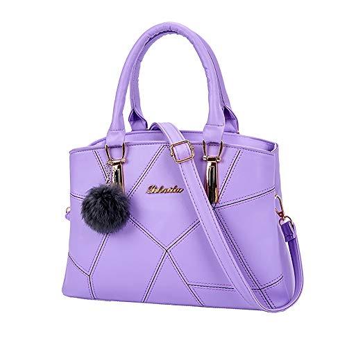 Bfmyxgs Fashion Bag für Frauen die Mutter des Mädchens Portable Tasche Schultertasche Messenger Bag wilde Handtasche Rucksack Schultertasche Handtasche Totes Münze Tasche Taille Beutelpackung Brust