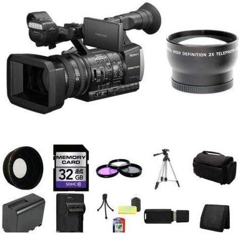Sony HXR-NX3 trust San Antonio Mall NXCAM Professional Handheld H HXRNX3 72MM Camcorder