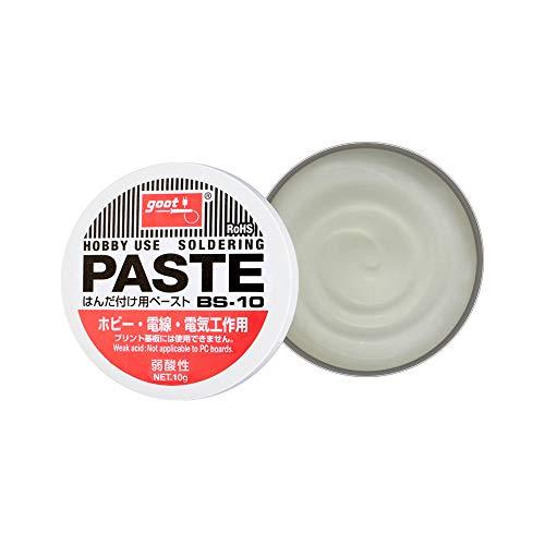 GOOT Solder Rosin Paste Flux Electronics Repair Soldering DIY 0.35 Oz (10g) BS-10