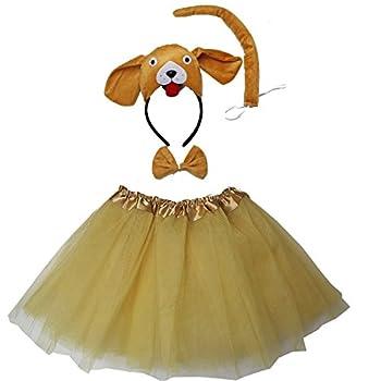 Kirei Sui Dog 3D Costume Tutu Set