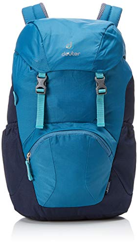 Deuter Unisex-Adult Junior Rucksack, Denim-Navy, 43 x 24 x 19 cm, 18 L