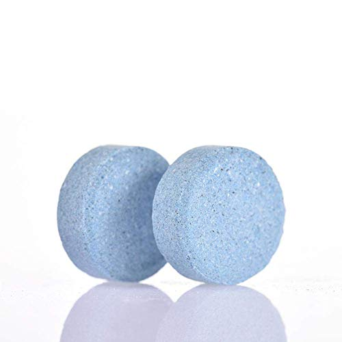 Iwinna 10pcs/Set Condensed Effervescent Tablet Wiper Water Solid Wiper Concentrated Super Auto Glass Conventional Cleaner
